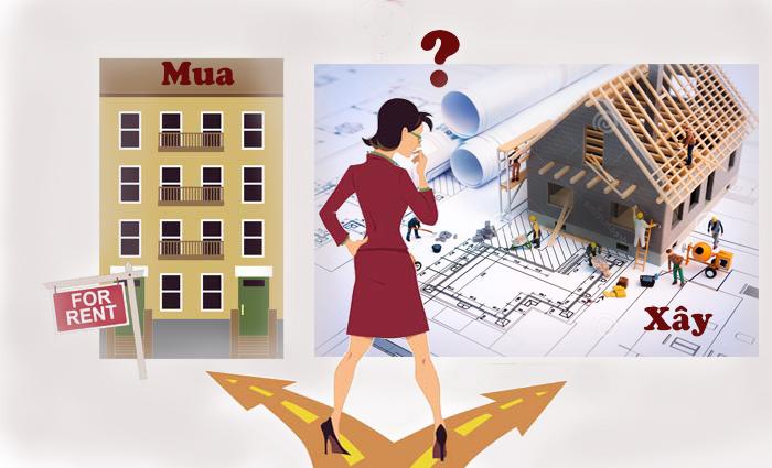 Có nên mua nhà xây sẵn hay mua đất để xây? - Tin thị trường bất động sản  tại Hải Phòng